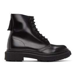 Etudes Black Adieu Edition Type 129 Boots E17S-831-01