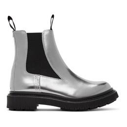 Etudes Silver Adieu Edition Type 146 Boots E17S-834-30