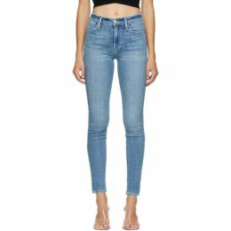 Frame Blue Le High Skinny Jeans LHSK793