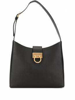 Salvatore Ferragamo Pre-Owned сумка на плечо с декором Gancini AQ218662