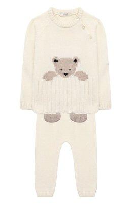 Комплект из пуловера и брюк Baby T 20AI060C/1M-12M