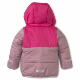 Puma - Детская куртка Minicats Padded Jacket – Foxglove – 18M 4062453350787