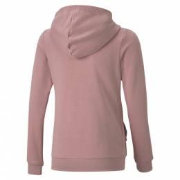 Puma - female - Детская толстовка ESS+ Hooded Sweat Jacket – Foxglove – XL 4062453490315