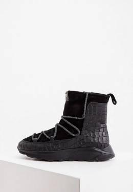 Ботинки Hide&Jack BOOTBLKBLK