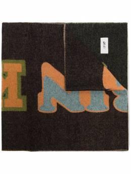 Kirin шарф Type с логотипом KWMA001F20FAB002