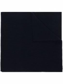 Ganni шарф в рубчик A2951