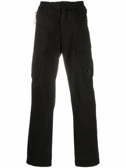C.P. Company спортивные брюки прямого кроя 09CMPA137A