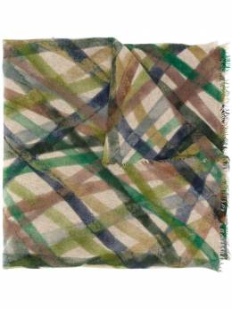 Faliero Sarti кашемировый шарф в полоску I212002