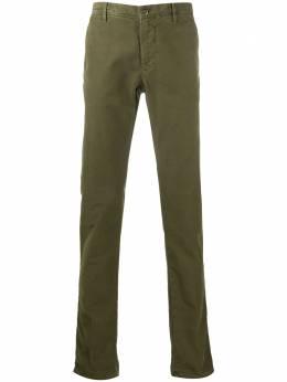 Incotex прямые брюки чинос 12S10040611