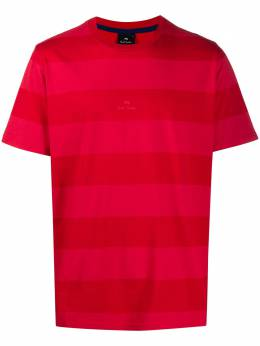 Ps by Paul Smith striped crew neck T-shirt M2R137SE20966