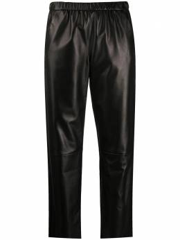 Drome укороченные брюки с завышенной талией DPD1384PD400P