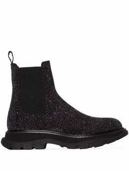 Alexander McQueen ботинки челси Galaxy 625229WHW56