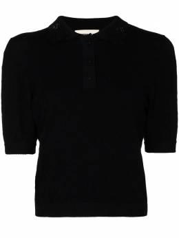 Shushu/Tong трикотажная рубашка поло aw20to14