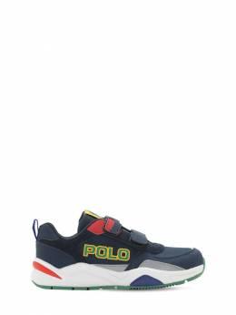Strap Tech Sneakers Ralph Lauren 72IXLB017-TkFWWQ2