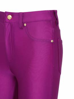 Брюки Скинни Из Лайкры Versace Jeans Couture 71I0TY006-NDE20