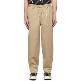 Mastermind World Khaki Chino Lounge Pants MW20S05-PA017-003