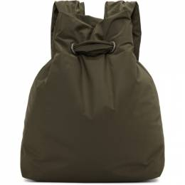 Rag&Bone Green Recycled Revival Backpack WHH20F1017AS17-OLVENI