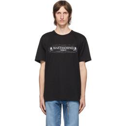 Mastermind World Black Noise T-Shirt MW20S05-TS069-018