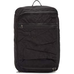 Master-Piece Co Black Rebirth Project Edition Recycled Airbag Backpack 02010-rp
