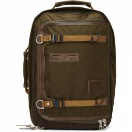Master-Piece Co Khaki Potential Version 2 Two-Way Backpack 01752-v2