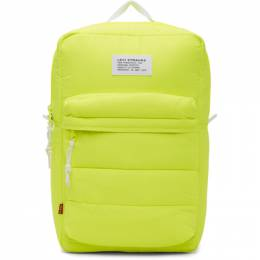 Levi's Yellow L Pack Backpack 38004-0270