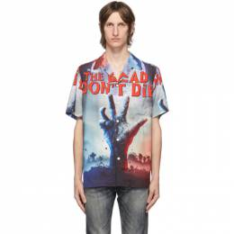 Wacko Maria Multicolor Jim Jarmusch Edition Dead Shirt JIMJARMUSCH-WM-HI01