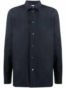 Jil Sander рубашка на пуговицах JSMR740426MR244300