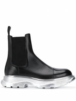 Alexander McQueen ботинки челси Tread 625232WHXHU