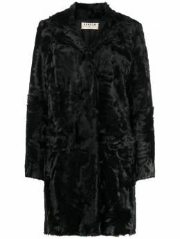 A.N.G.E.L.O. Vintage Cult однобортное пальто 2000-х годов ANG680A