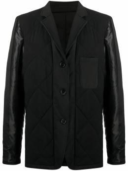 Ann Demeulemeester однобортный пиджак 20083004187