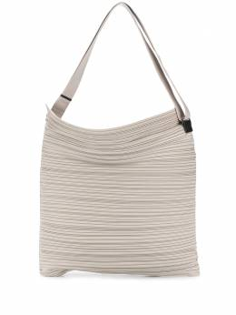 Pleats Please Issey Miyake плиссированная сумка на плечо PP09AG541
