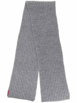 Dsquared2 шарф в рубчик KNW001301A01595