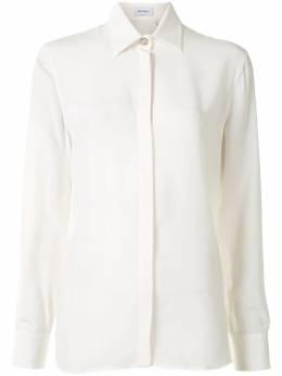 Salvatore Ferragamo рубашка Mulberry с длинными рукавами 13H614