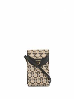 Salvatore Ferragamo мини-сумка на плечо Gancini 734836