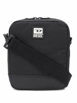 Diesel сумка через плечо с нашивкой-логотипом X07506P3383