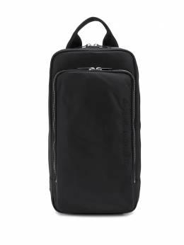 Diesel однотонный рюкзак X07508P3308