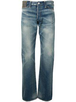 Junya Watanabe Man patch pocket jeans WFP209051
