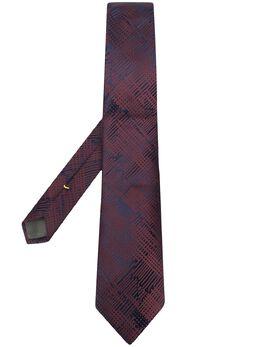 Canali жаккардовый галстук 18HJ02913