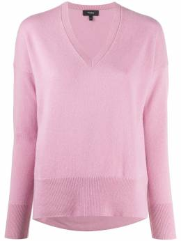Theory v-neck cashmere jumper K071819729