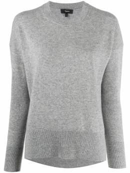 Theory crew neck cashmere jumper K0718728