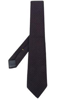 Canali фактурный галстук 18HX02936