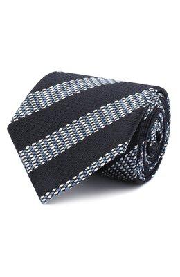Шелковый галстук Zegna Couture Z8C00/15C