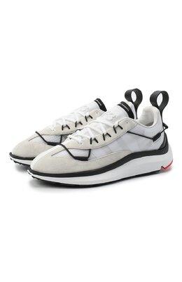 Комбинированные кроссовки Shiku Run Y-3 FX1415/M