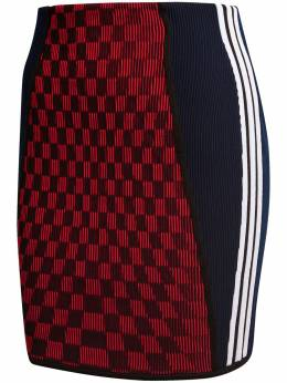 Adidas мини-юбка из коллаборации с Paolina Russo GD9987