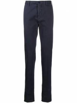 Incotex mid-rise chino trousers 1W00304290Y