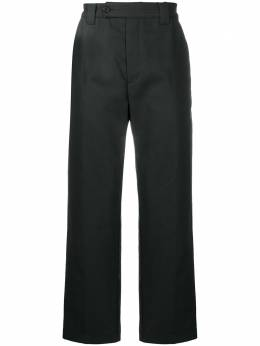 Kenzo cropped straight-leg trousers FA65PA3009CS