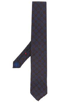 Dell'oglio жаккардовый галстук PITTSF5903159355