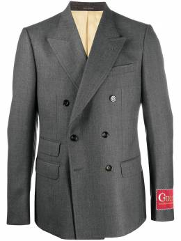 Gucci double-breasted blazer 625334ZAC6H