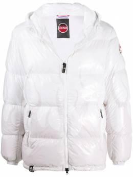 Colmar стеганая куртка с принтом 91099UWI