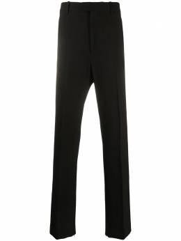 Bottega Veneta прямые брюки строгого кроя 642878V02T0